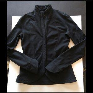 Black LuLu lemon jacket